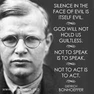 "Bonhoeffer had ""Street Cred"" in the Neighborhood"