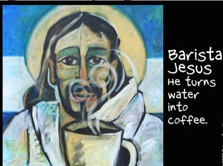 Jesus – The Original Barista