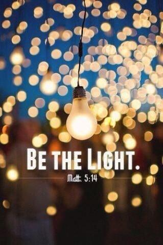 Be the Light – Modern Day Stories of Jesus Adventures