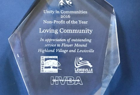 Mine, Ours, and God's – Four Letter Words I Am Learning – Loving Community – 2016 Non-Profit of the Year