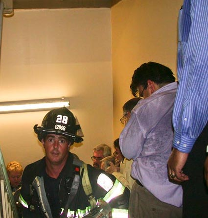 The Spirit of 911 – Heroes Move Toward Those In Need