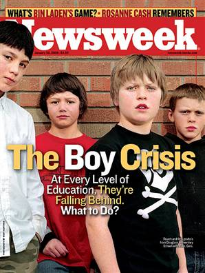The Trouble With Boys — So You Want The Bottom Line, Huh?
