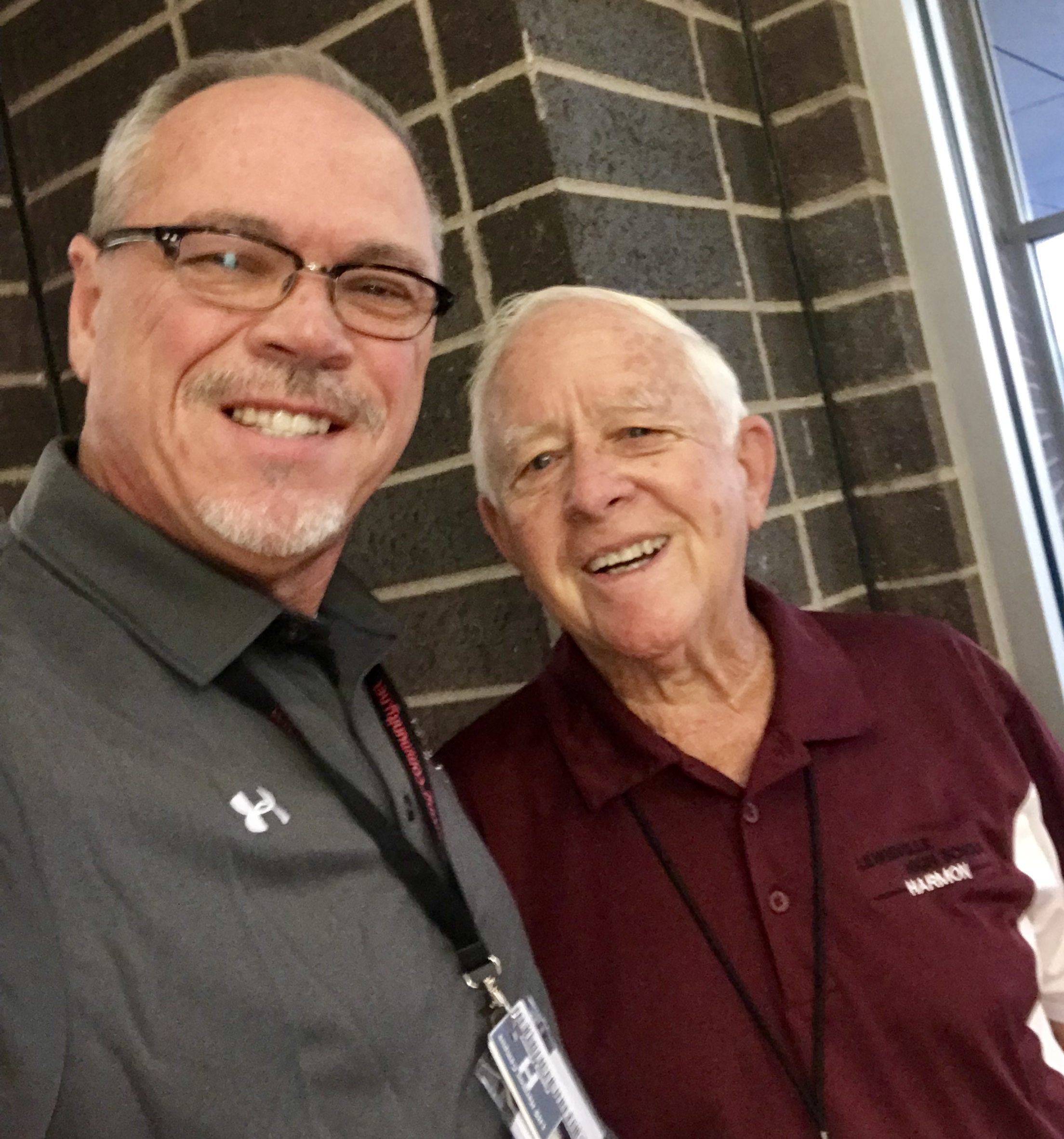 """Friday Faves – """"Sweet"""" Times Volunteering with Mr. Harmon"""