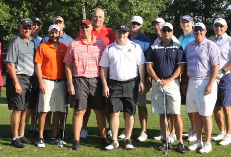 Golfers Doing Good — Recipients of Good Neighbor Award