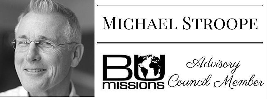 2018 Missional Conversations Series — The Pilgrim Ways of Jesus