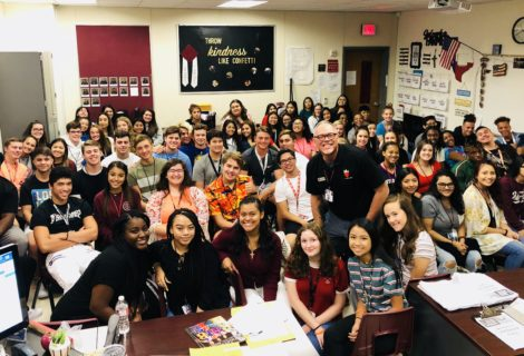 It Takes A Community — Lewisville ISD Schools Benefiting From Community Mentors