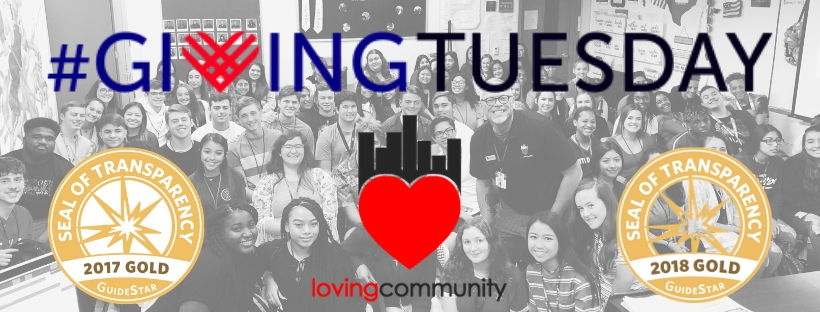Surely You've Heard – Today is #GivingTuesday
