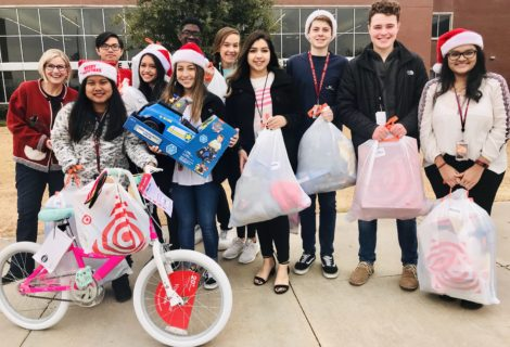 A Kindness Collaboration – An LISD Angel Tree Story
