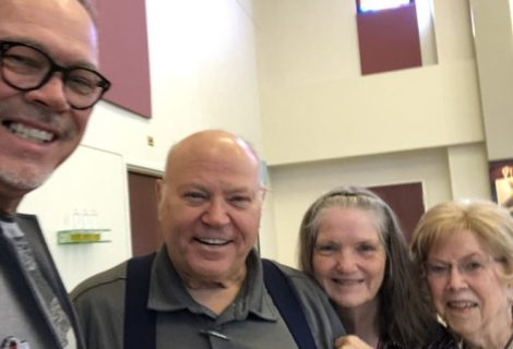 Has It Been Forty Years? — Celebrating and Serving Senior Adults