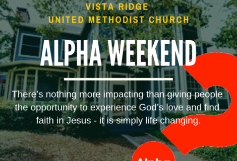 The Alpha Weekend Away