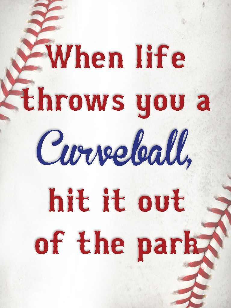 Hitting the Curve Ball – This Girl Can Do It